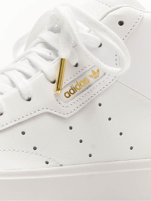 Adidas Sleek Mid Sneakers Ftwr White