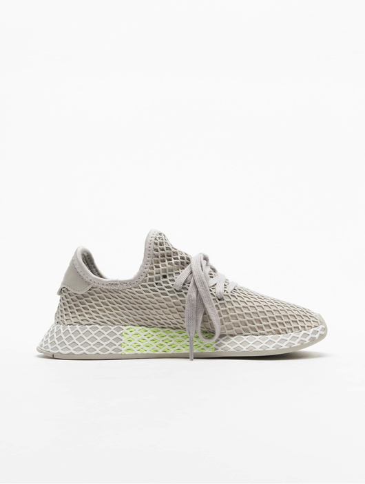Adidas Originals Deerupt Runner Sneakers Grey TwoFtw WhiteHireye