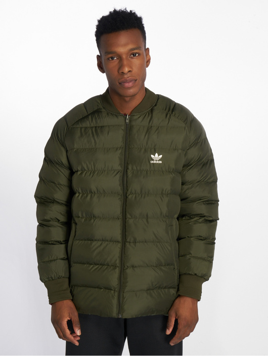buy sale los angeles offer discounts Adidas Originals Sst Reverse Transition Jacket Night Cargo