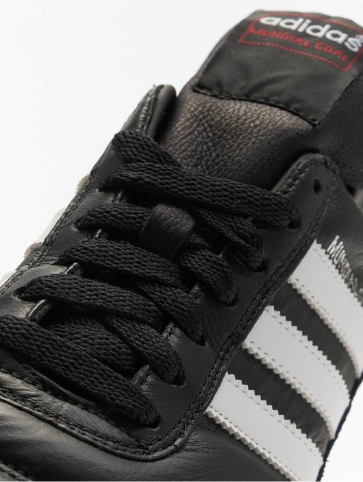 adidas Mundial Goal Soccer Shoes Core BlackCore White