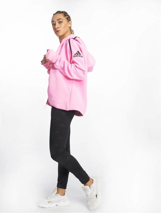 adidas ZNE Zip Hoody True Pink