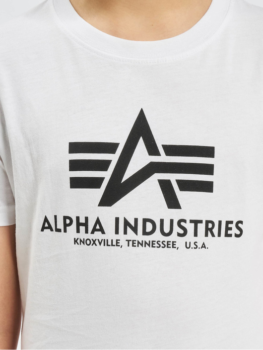 Alpha Industries Basic T-Shirt Kids/Teens Black image number 3