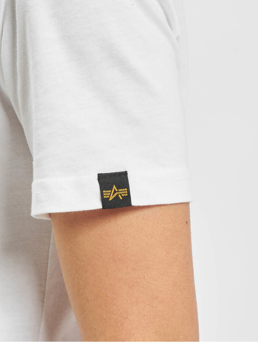 Alpha Industries Basic T-Shirt Kids/Teens Black image number 4