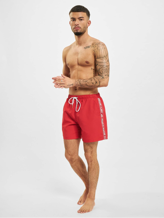 Alpha Industries RBF Tape Swim Shorts New Navy image number 6