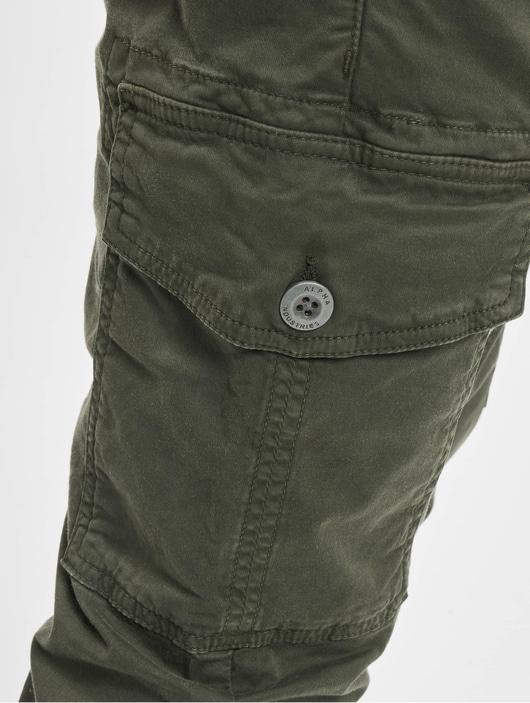 Alpha Industries Spark Pants Grey Black image number 5