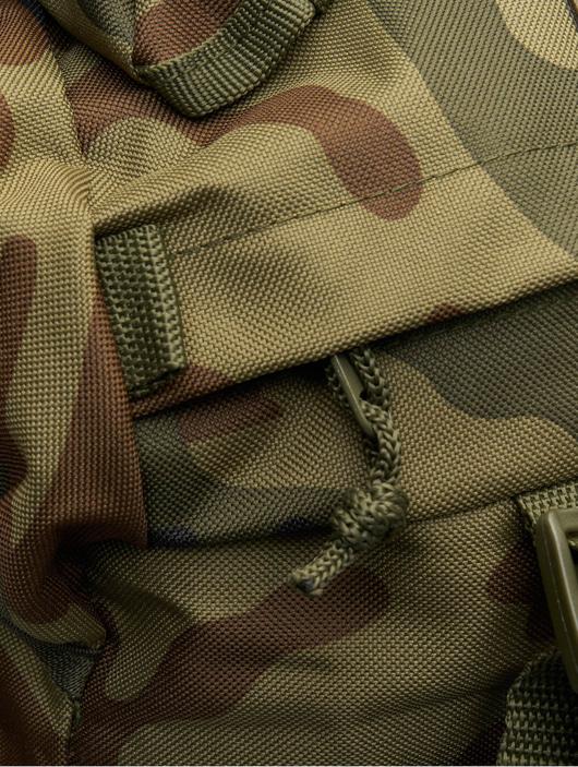 Brandit Nylon Backpack Woodland image number 5