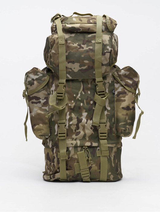 Brandit Nylon Bag Tactical Camo image number 0