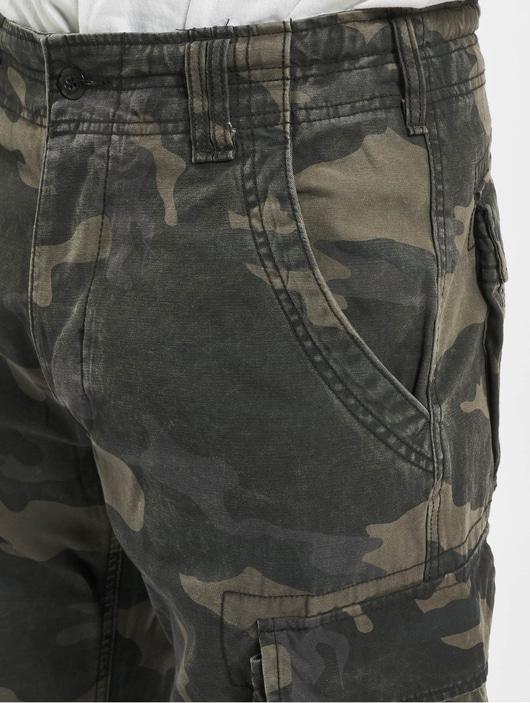 Brandit Pure Vintage Cargo Pants Olive image number 3