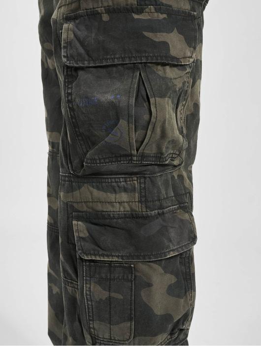 Brandit Pure Vintage Cargo Pants Olive image number 4