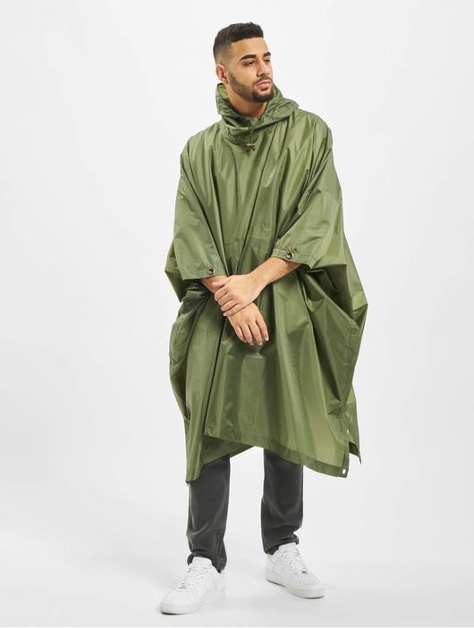 Brandit Ripstop Poncho Jacket Olive image number 1