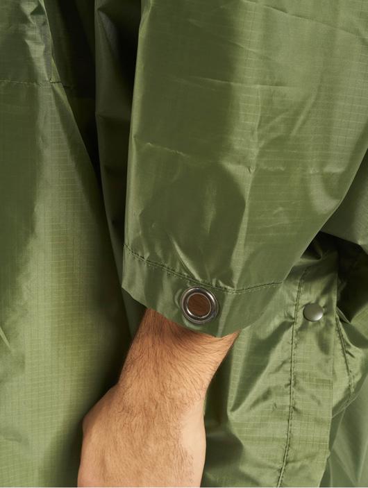 Brandit Ripstop Poncho Jacket Olive image number 4