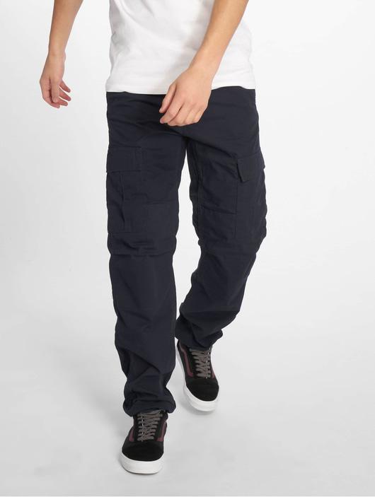 Carhartt WIP Aviation Pants Cypress Rinsed image number 2