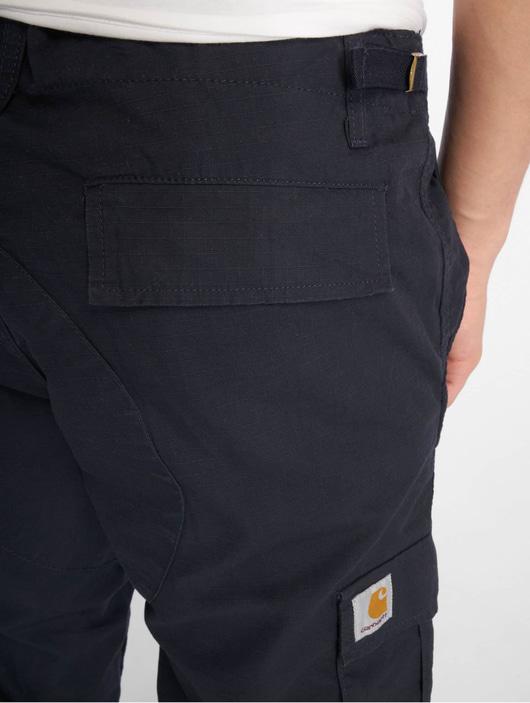 Carhartt WIP Aviation Pants Cypress Rinsed image number 4