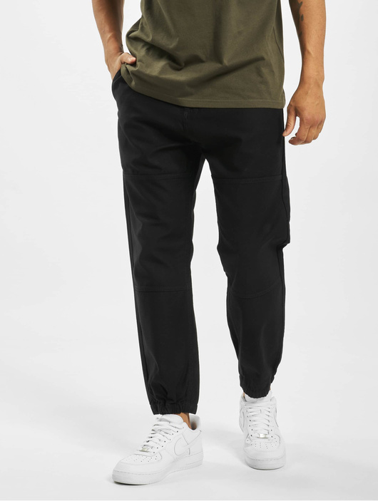 Carhartt WIP Marshall Jogger Pants Camo Evergreen Stone Washed image number 2