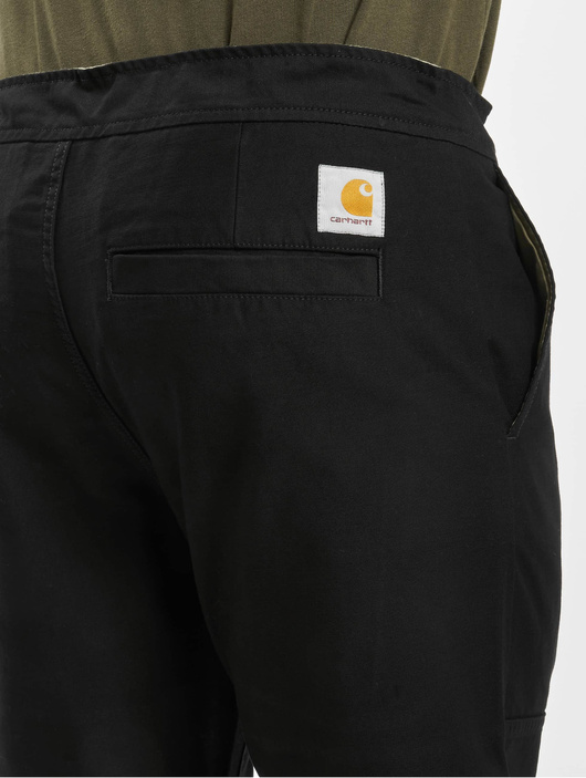 Carhartt WIP Marshall Jogger Pants Camo Evergreen Stone Washed image number 4
