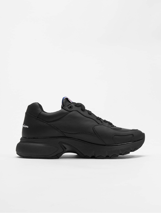 Champion RochesterCWA-1 Leather Low Cut Sneakers Black Beauty image number 2