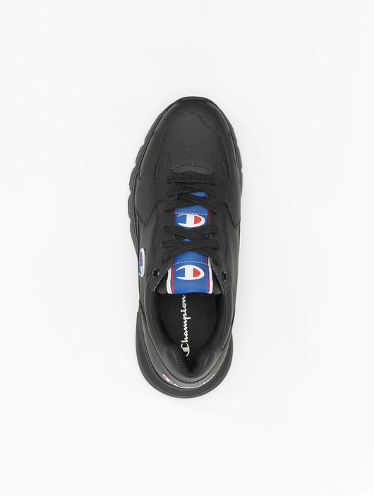 Champion RochesterCWA-1 Leather Low Cut Sneakers Black Beauty image number 3