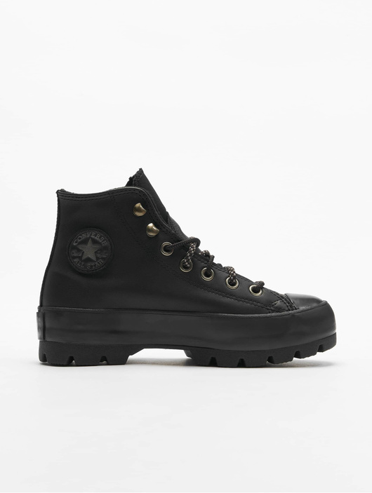 Converse Chuck Taylor All Star Lugged Winter Boots BlackThunder GreyMouse