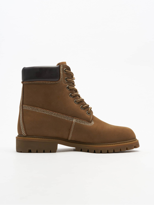 Dickies Fort Worth Boots Nubuck Brown