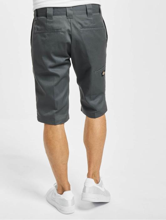 Dickies Slim 13 Shorts Grey image number 1
