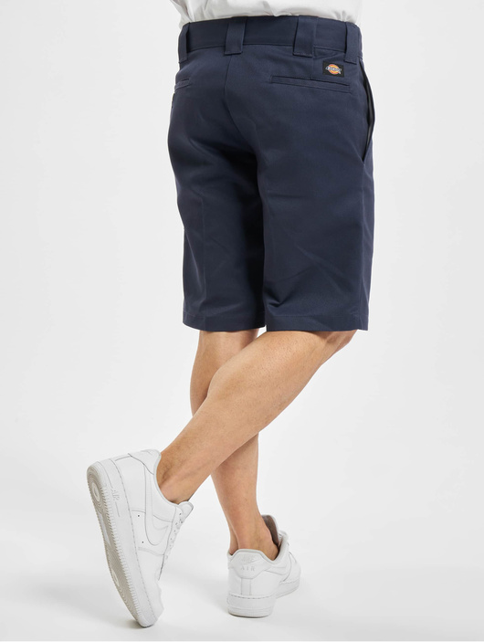 Dickies Slim Straight Work Shorts Olive Green image number 1