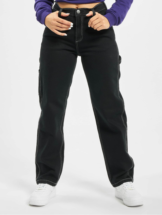 Dickies Park City Straight Fit Jeans Black