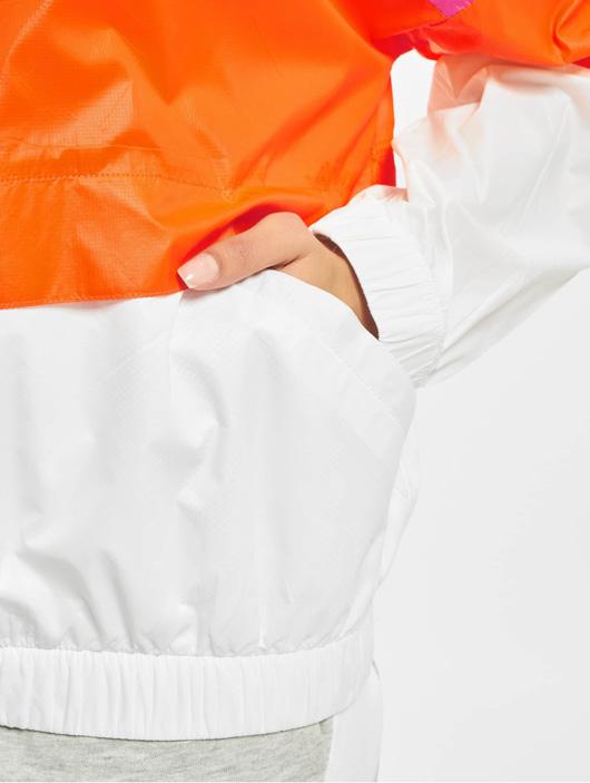 Fila Active UPL Abra L. Wind Jacket Beetroot PurpleBright WhiteMand. Orange