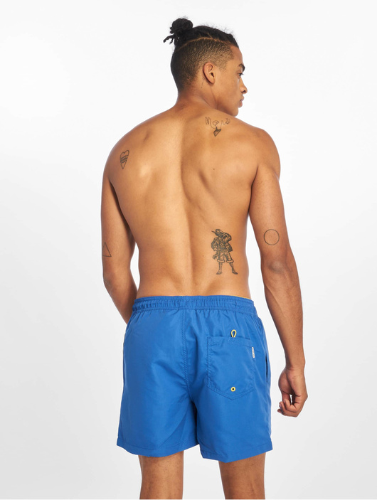 Jack & Jones jjiCali jjSwim Swim Shorts French Blue image number 1