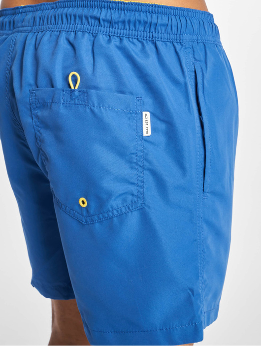 Jack & Jones jjiCali jjSwim Swim Shorts French Blue image number 3