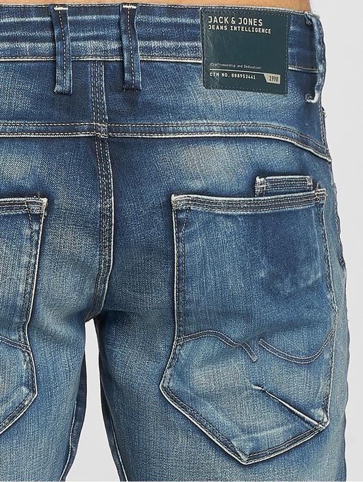 Jack & Jones Mike Jeans Blue Denim image number 2