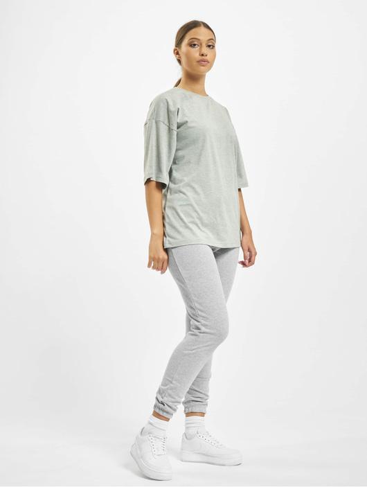 Missguided T-Shirt Jogger Set Grey image number 2