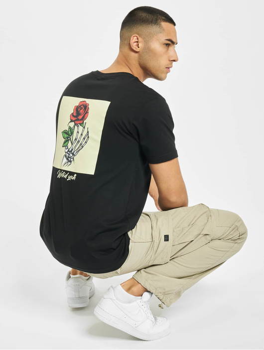 Mister Tee Wasted Youth T-Shirt Black image number 4