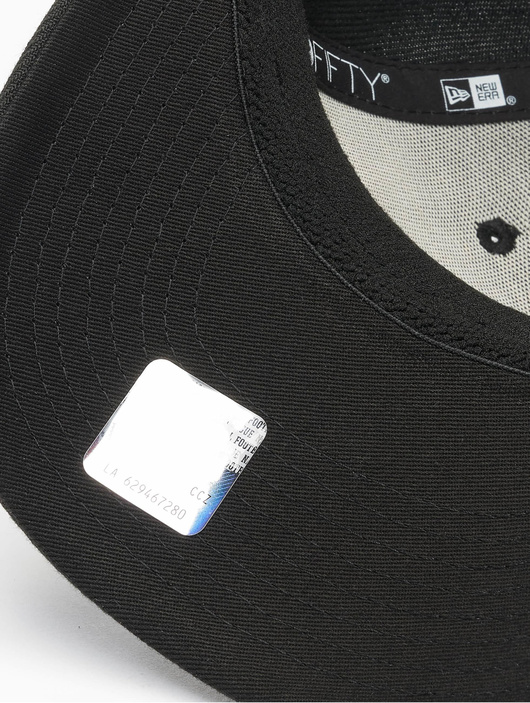 New Era NFL Stretch Snap New England Patriots 9fifty Snapback Cap Black/Official Team Color image number 2