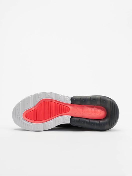 Kinder Schwarz grau nike Air Max 270 Knit Sneaker Junior XQ1005