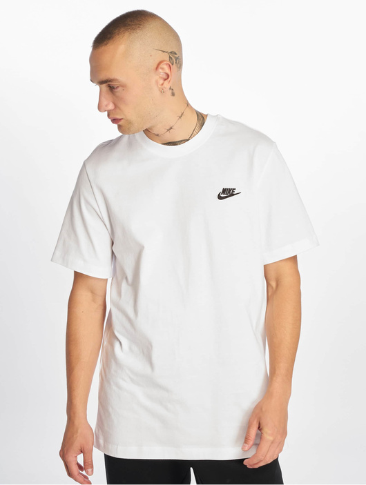 Nike Mens Air Max 90 Swoosh T Shirt Carbon Heather Grey