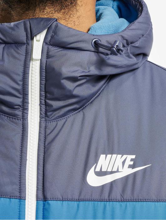 Nike Synthetic Fill Full Zip Jacket Sanded PurpleHabanero RedSail