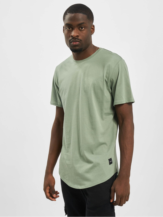 Only & Sons onsMatt Life Longy Noos T-Shirt Hedge Green image number 2