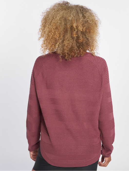 Only onlCaviar Knit Sweatshirt Wild Ginger image number 2