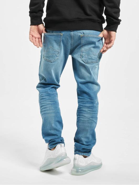 Petrol Industries Tapered Jeans Medium Stone image number 1