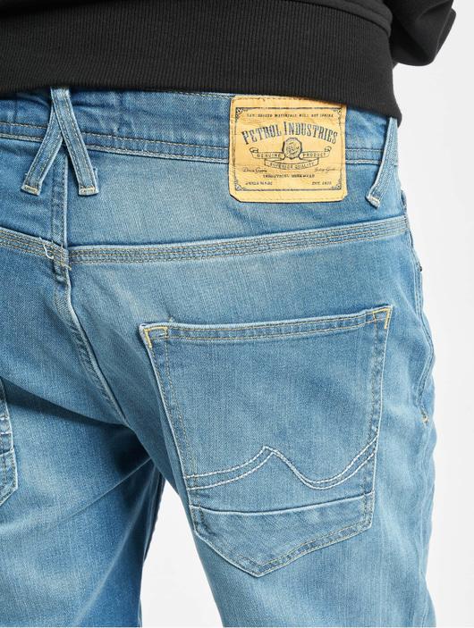 Petrol Industries Tapered Jeans Medium Stone image number 4