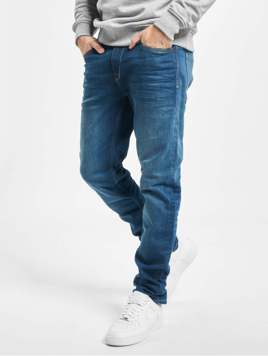 Petrol Industries Tapered Jeans Medium Stone image number 0