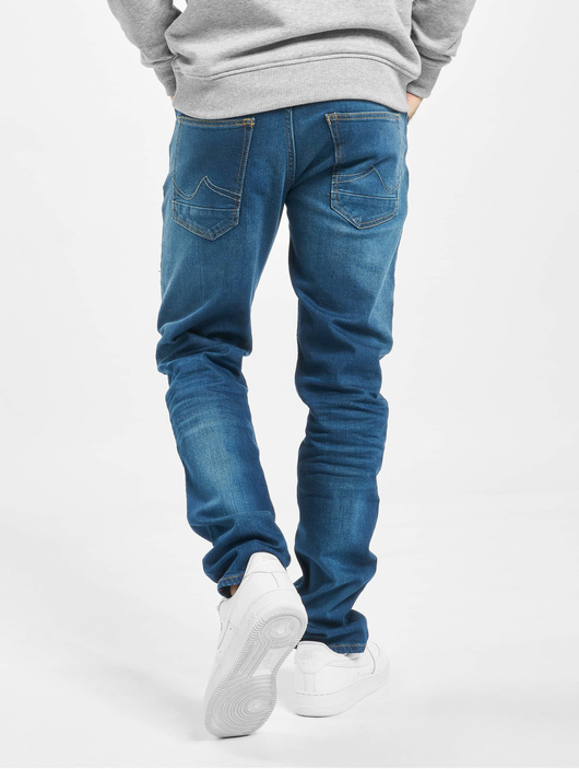 Petrol Industries Tapered Jeans Medium Stone image number 1