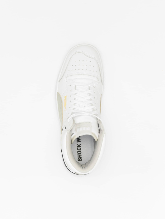 Puma Ralph Sampson Mid Sneakers Puma White/Gray Violet/Peacoat image number 3