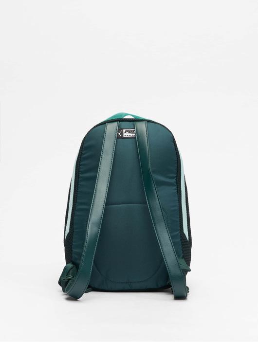 pretty cheap price reduced 100% genuine Puma Prime Street Archive Backpack Ponderosa Pine/Fair Aqua