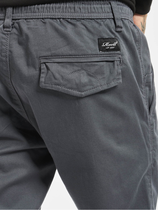 Reell Jeans Reflex 2 Pants Black Camo image number 4