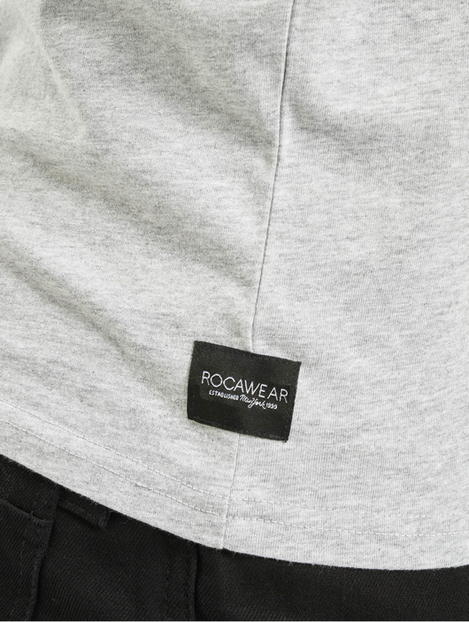 Rocawear Neon T-Shirt Grey Melange image number 5