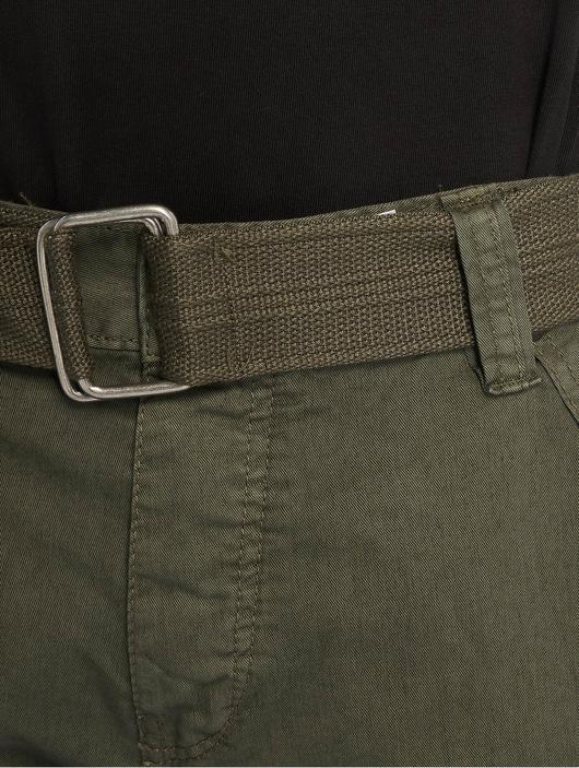 Sublevel Haka Cargo Shorts Military Green image number 3