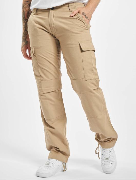 Urban Classics Camouflage Cargo Pants Beige (W 28 beige) image number 2