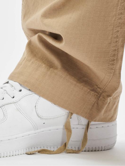 Urban Classics Camouflage Cargo Pants Beige (W 28 beige) image number 5