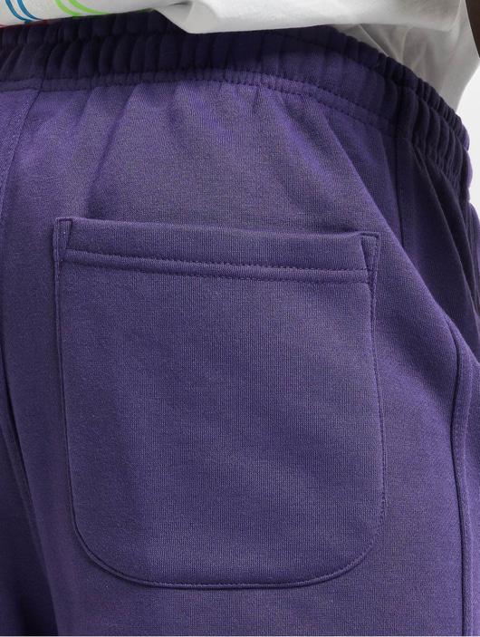 Urban Classics Cargo Sweatpants Purple image number 5